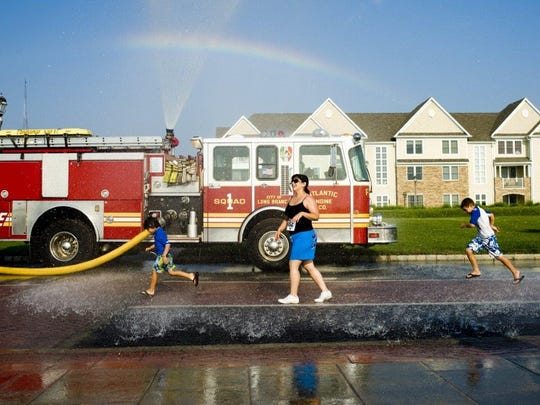 The Long Branch Fire Department will get a federal grant of more than $500,000 for new equipment.