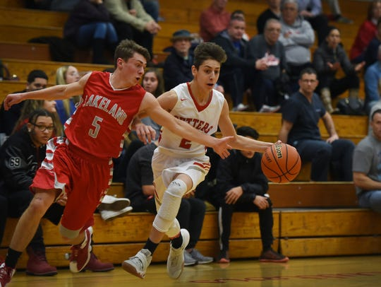 Junior Darius Sohikish (right) and Fair Lawn hope to challenge for the Big North Independence title.