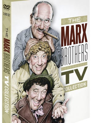 'The Marx Brothers TV Collection' is now available via Shout! Factory.