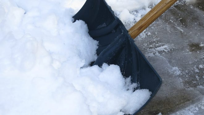 Residents are urged to clear snow and ice to ensure safe and efficient delivery of the HTR and the Chronicle.
