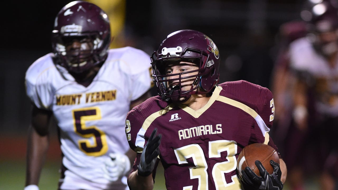 Arlington has won nine of its 10 games since Dominick DeMatteo departed as head coach. The team will have a chance to face its former coach when the Admirals visit Mahopac on Friday.
