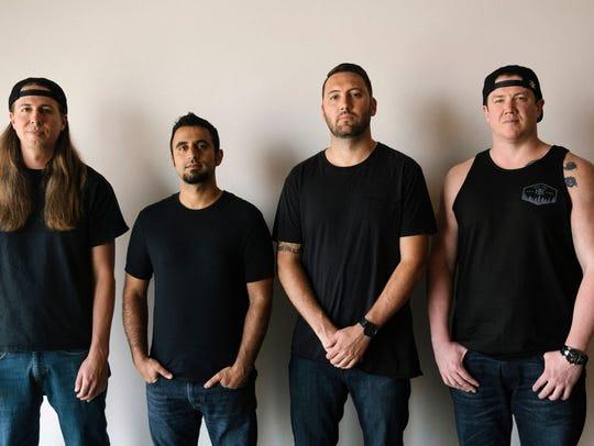 Rebulution, a reggae band from Santa Barbara, will