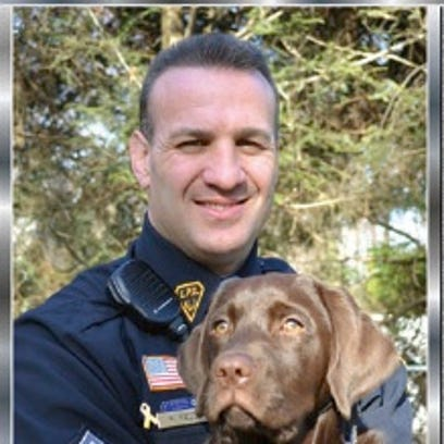 Capt. Michael Mazzeo was promoted to chief of the Emerson