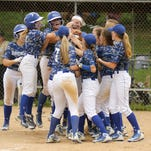Horseheads rallies from six down to beat Corning in Class AA softball final