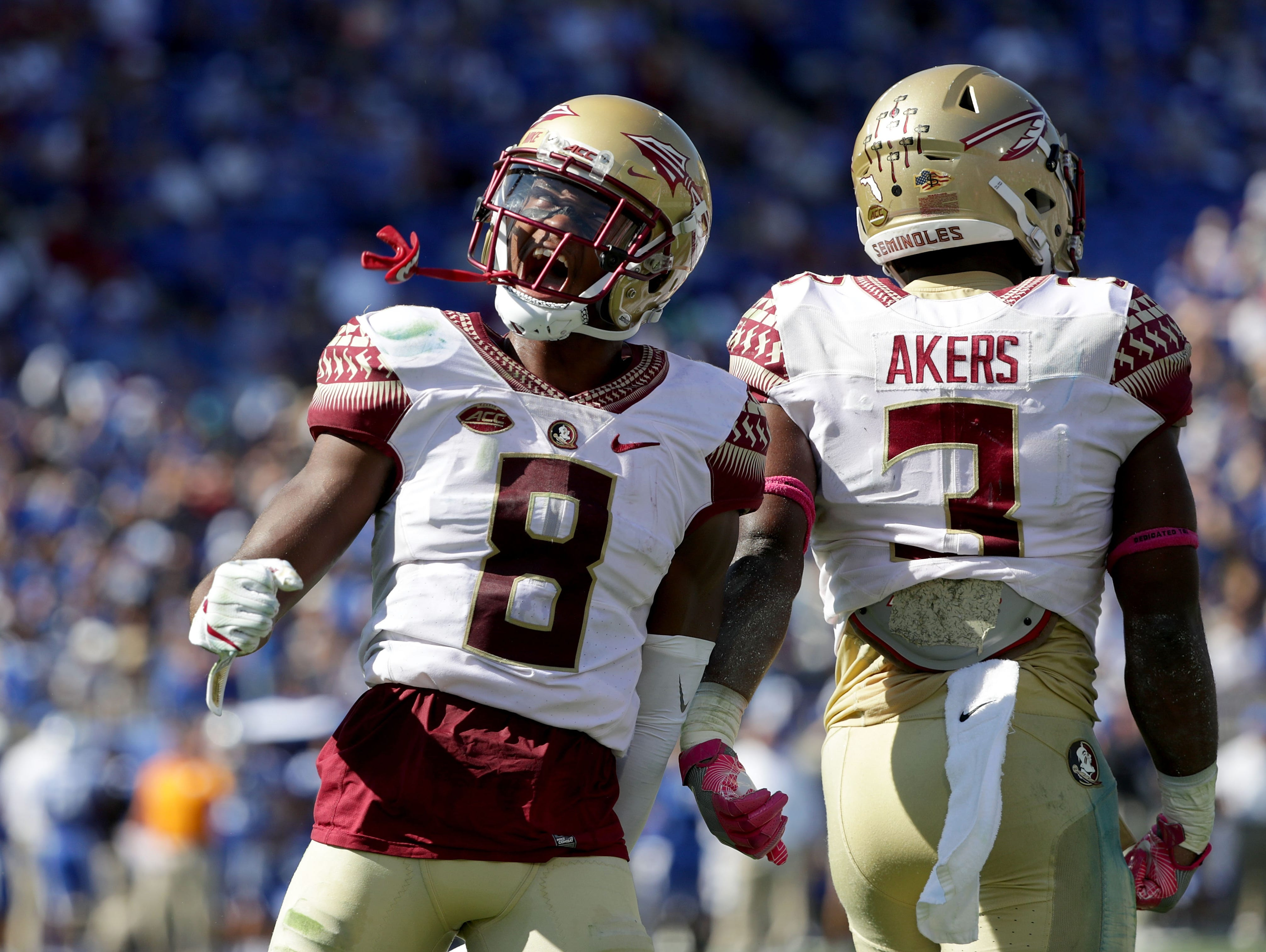Despite losing records, Florida and Florida State still battle as is a national title is on the line.
