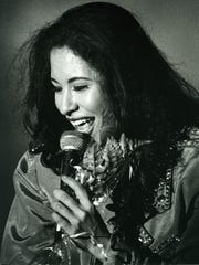 Caller-Times fileSinger Selena Quintanilla-Perez performs