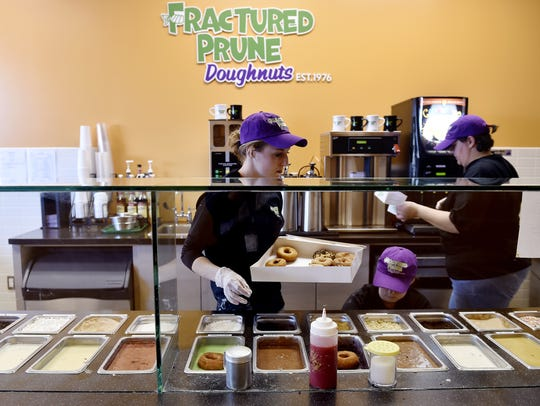 The Fractured Prune in Shrewsbury Township closed in