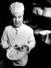 Dec. 5,1982: Chef Jerry Vorrasi pictured at the Rio Bamba Restaurant.