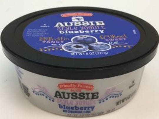 Noosa alleges that Schreiber Foods has used its label design to sell yogurt.