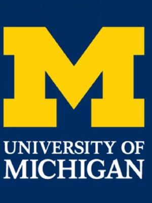 U-M logo