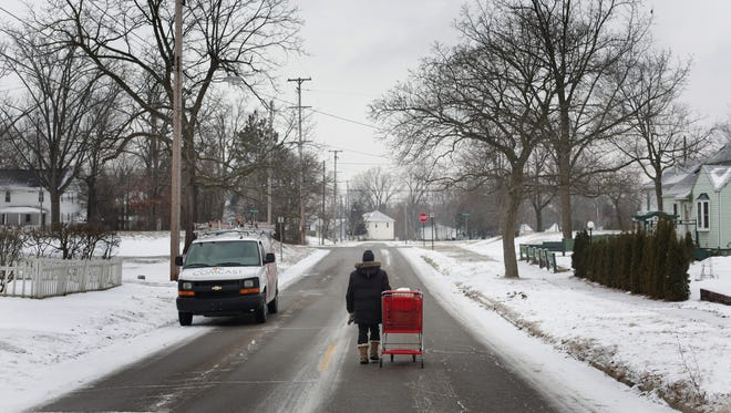 Before Flint's water crisis, the city struggled with loss of population, higher rates of poverty and loss of tax dollars.