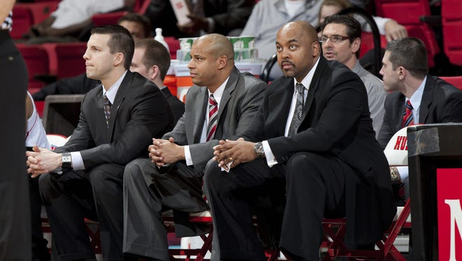 Mark Montgomery is in the early stages of a rebuild at Northern Illinois University after nine years as an assistant coach at MSU.