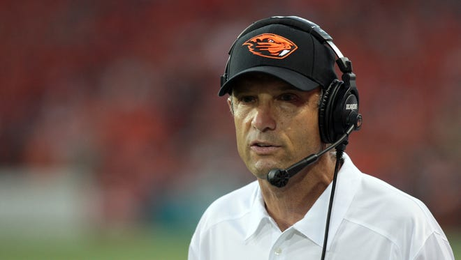 Oregon State head coach Mike Riley has accepted the Nebraska job.