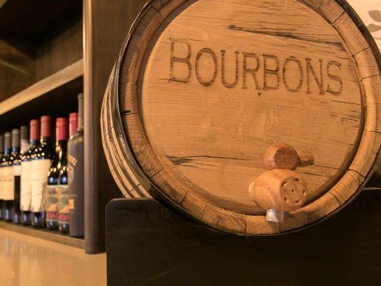 Bourbons in downtown Brighton, shown Thursday, Feb.