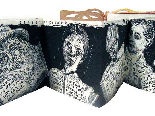 """""""Street of Booksellers"""" by Frances Jetter is among"""
