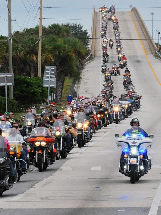 32ND ANNUAL MOTORCYCLE TOY RUN