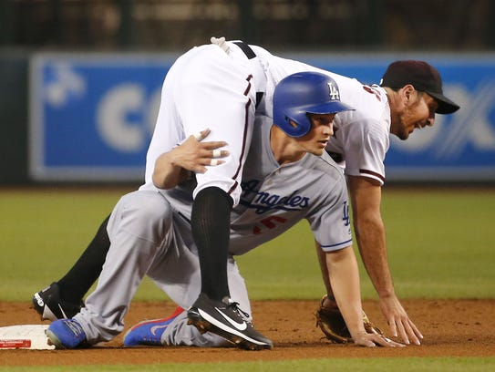 Will the Diamondbacks or Dodgers come out on top in