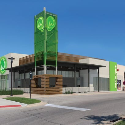 Wahlburgers restaurant is expected to open next year