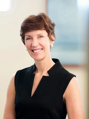 Mission Health's Jill Hoggard Green is among the top women hospital leaders in the nation, according to a new ranking.