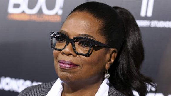 Megastar Oprah Winfrey was born Jan. 29, 1954, in Kosciusko,
