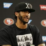 Too Far: Colin Kaepernick's stand seems misguided