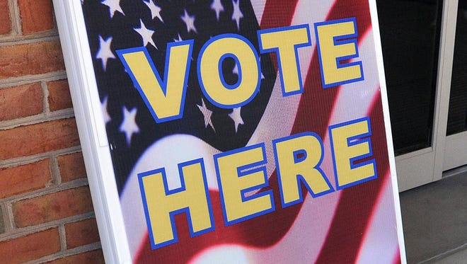 Whether during early voting, which ends Oct. 30, or on election day, Nov. 4, be an informed voter.