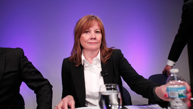 General Motors CEO Mary Barra was asked to extend the deadline for claims related to faulty ignition switches on cars.