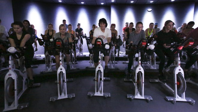 Indoor cycling venue Cyclebar is coming to Hendersonville.