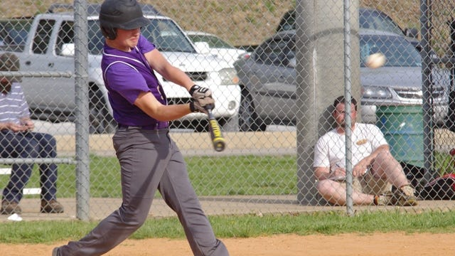 Mitchell Walker earns William James Middle's first RBI against East Hickman.