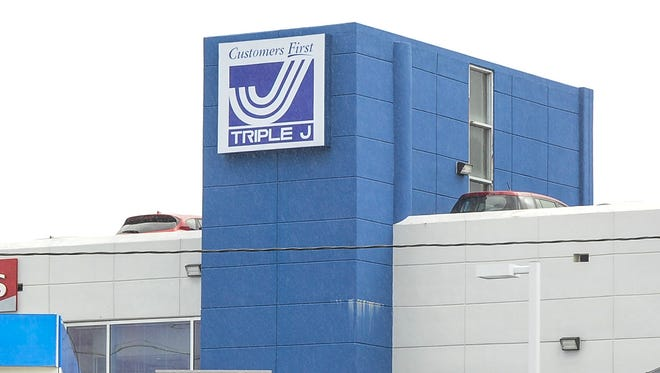 The Triple J Enterprises offices in Tamuning are shown in this file photo,