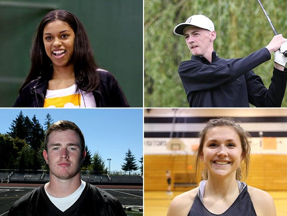 Vote in this week's athlete of the week poll. Candidates for Athlete of the Week are Evina Westbrook of South Salem girls basketball, Mike Bashaw of Blanchet boys basketball, Brenton Reddy of West Salem wrestling and Kayce McLaughlin of Silverton girls basketball. Voting ends Thursday at noon. Vote here: http://woobox.com/dyosoy