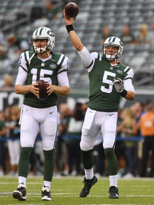 Jets vs Titans