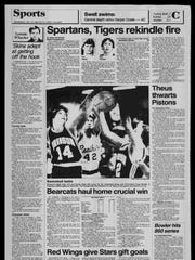 BC Sports History: Week of Dec. 17, 1985