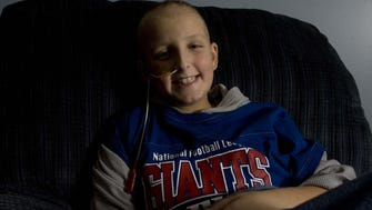 Chase Olsen of Jackson, lost his battle with cancer in 2009 at age 9. On Saturday, a quad wrestling meet at Jackson Memorial will be held in support of the Chase Ryan Olsen Foundation, which assists local families impacted by childhood cancer.