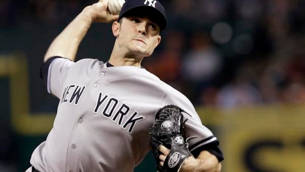 The Yankees were willing to part ways with closer David Robertson.