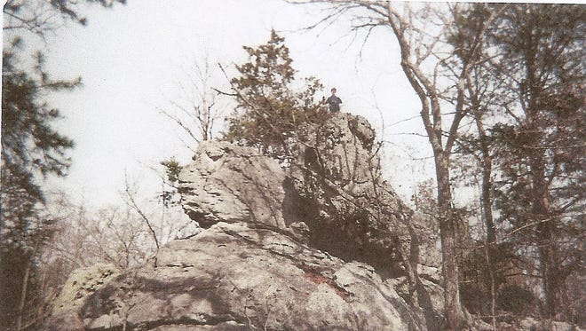The lone rock in the 1990s.
