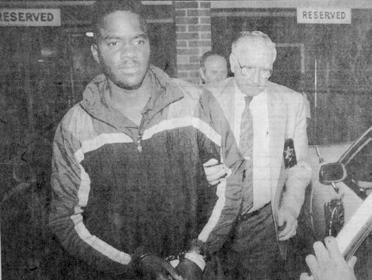 In this file photo from September 1992, Daniel Jacobs