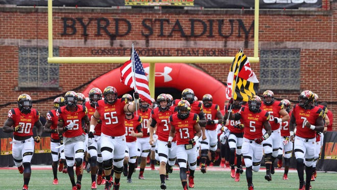 Maryland is considering a name change for Byrd Stadium.