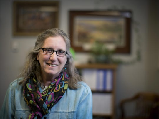 Cascade County Commissioner Jane Weber