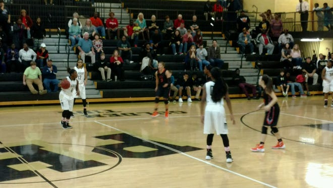 Peabody came from behind to beat South Gibson 62-58.