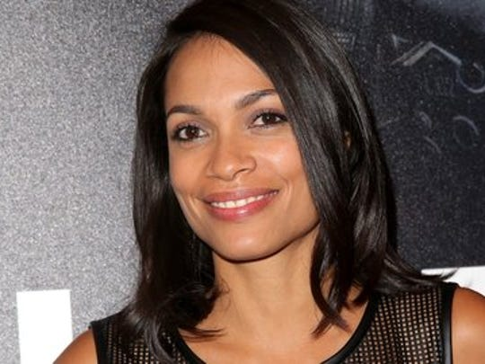 Rosario Dawson is shown in this undated photo.