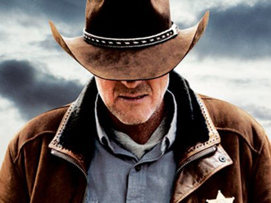 "Netflix's ""Longmire"" is among the television shows filmed in New Mexico. Robert Taylor stars as Sheriff Walt Longmire."