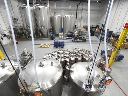 The new ROAK Brewing Company in Royal Oak lets news