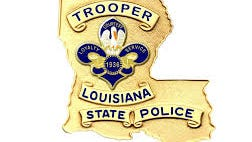 State Police Troop D says a Fort Polk soldier was killed while trying to walk across a highway near Lake Charles.