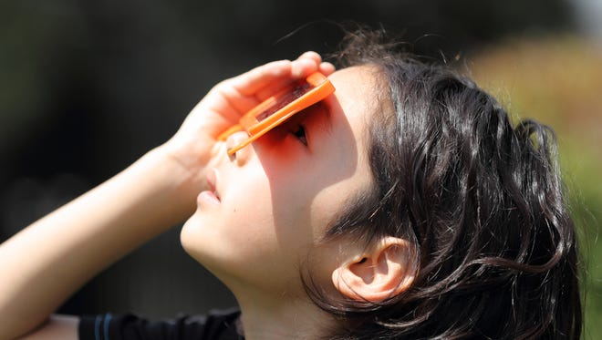 Pulling the kids from school to see the eclipse
