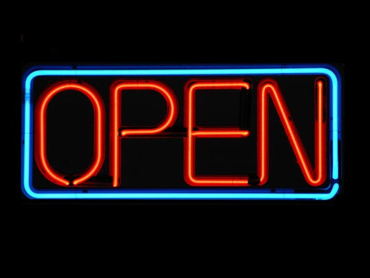 #stockphoto open sign