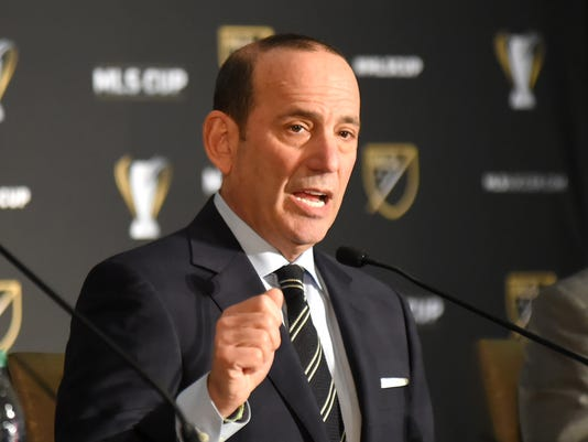 MLS: MLS CUP-Commissioner Don Garber State of the League Address
