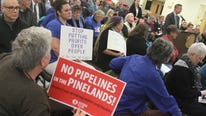 The Pinelands Commission is set to again vote on a proposal to build a 22-mile natural gas pipeline