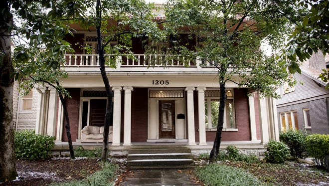 Local preservationists are working with David Briggs to save House of David, a famous publishing house and recording studio on Music Row.
