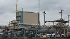 The Wah Chang metals facility in Albany